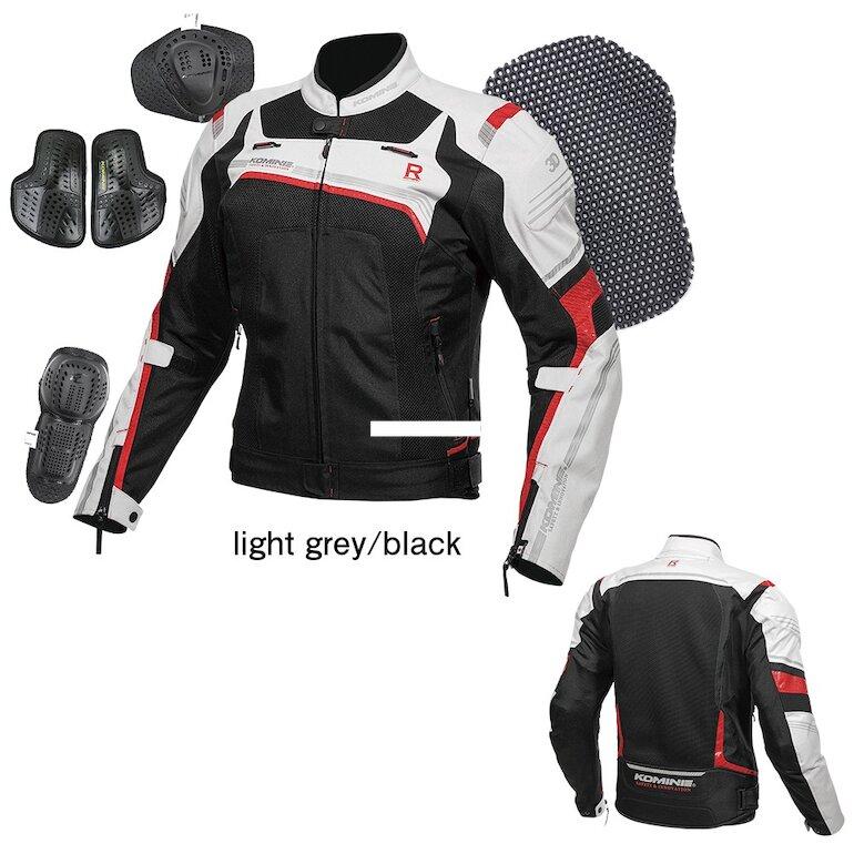 Đánh giá áo giáp moto Komine có tốt không?