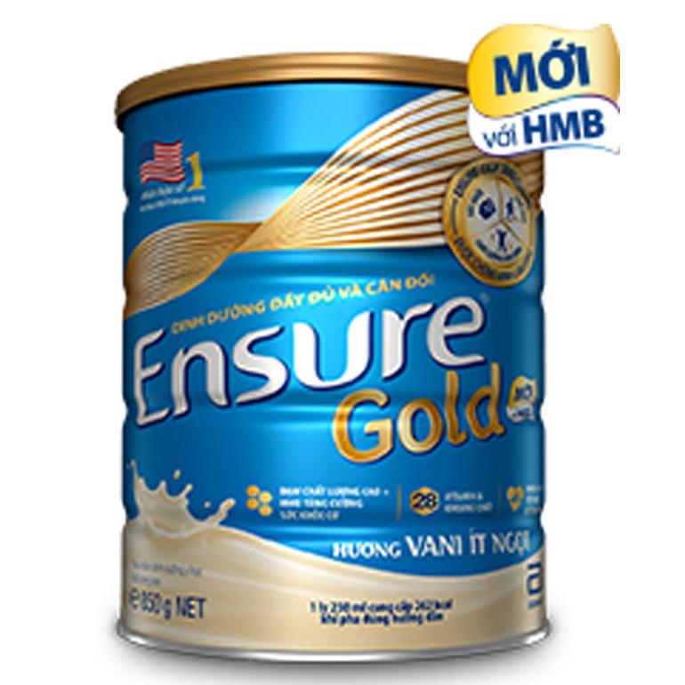Sữa ensure dành cho người tiểu đường