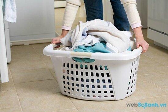 Công nghệ Magic Ball giúp tiết kiệm nước và bột giặt (nguồn: internet)
