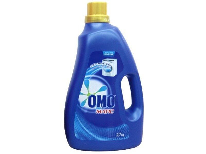 Omo Matic cho máy giặt cửa ngang