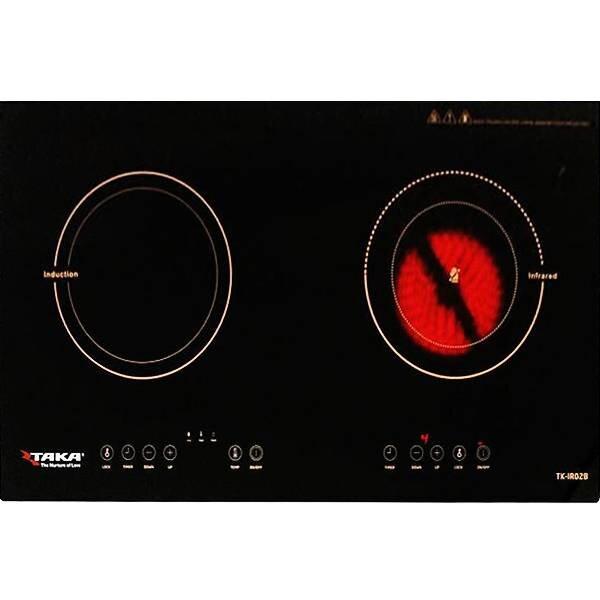 Bếp từ hồng ngoại Taka TK IR02B cao cấp