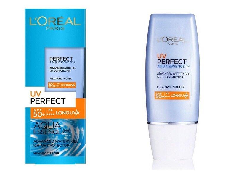 Kem chống nắng Loreal UV Perfect Aqua Essence