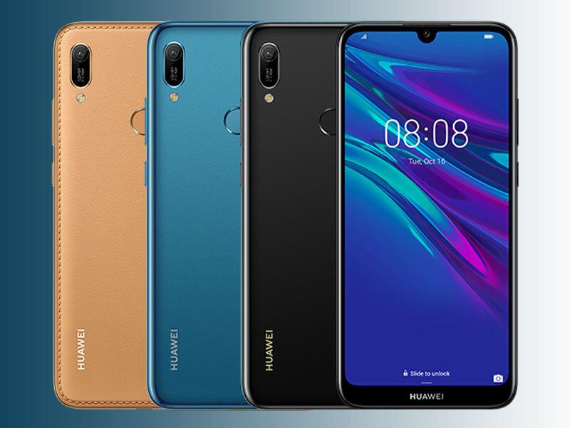 Huawei Y6 Prime 2018 hỗ trợ thêm chế độ Time-Lapse giúp việc chụp hình trở nên thú vị hơn