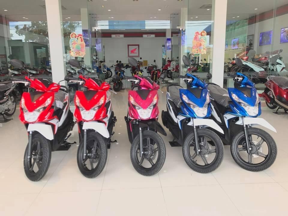 Honda Beat 2019 nhập khẩu về Việt Nam có giá khá rẻ