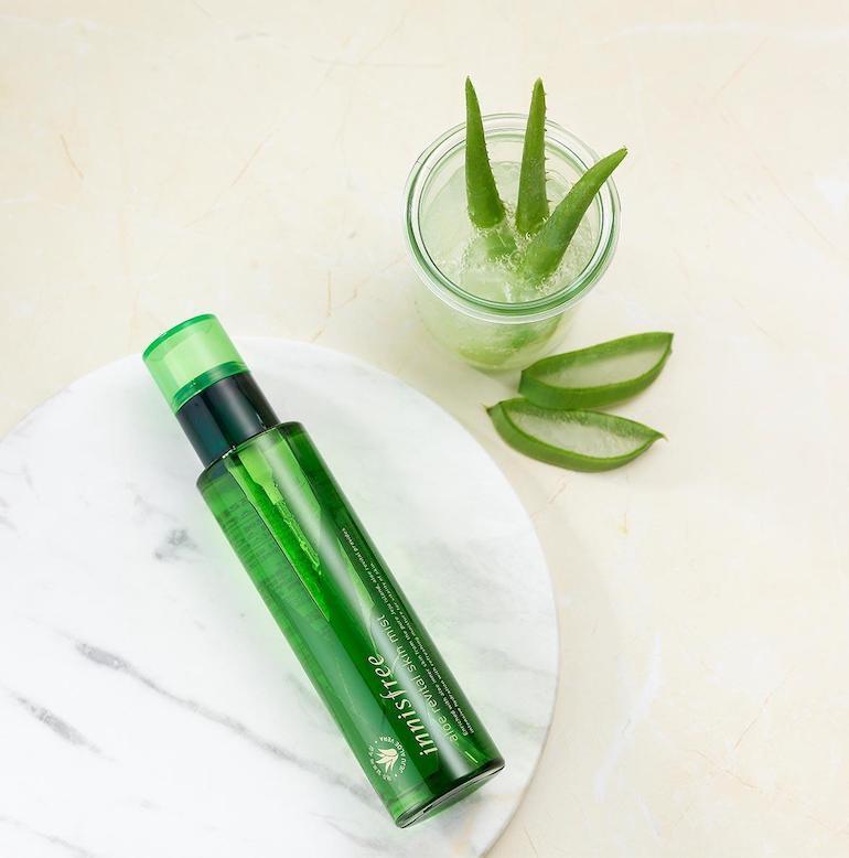 Xịt khoáng Innisfree Lô Hội Aloe Revital Skin Mist