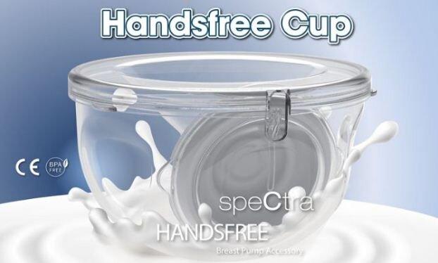 Nguồn gốc xuất xứ của bộ cup hút sữa rảnh tay Spectra Handsfree