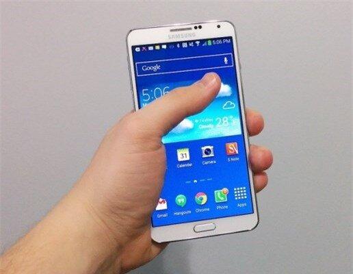 5 điểm Galaxy Note 3 'chào thua' iPhone 5S-image-1387958029354