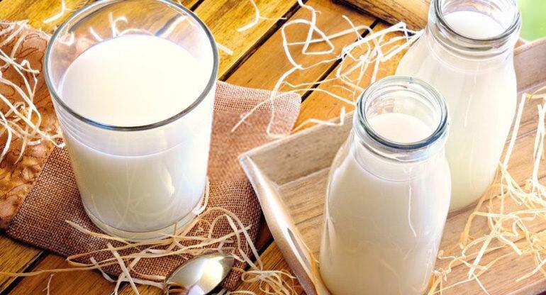 sữa tươi là gì
