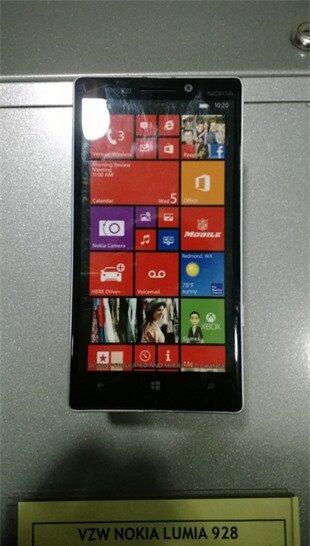 Rò rỉ ảnh thực tế Nokia Lumia Icon cấu hình khủng