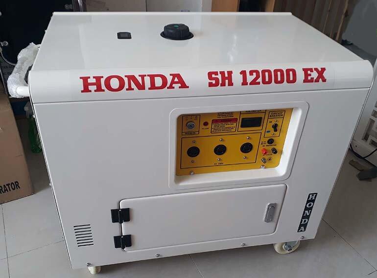máy phát điện 10kw