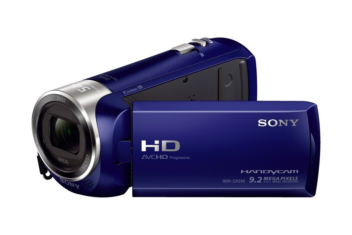 Máy quay Handycam Sony HDR-CX240