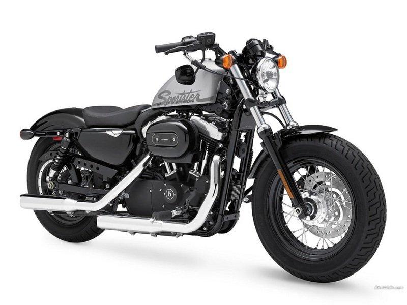 Xe Harley Davidson 48