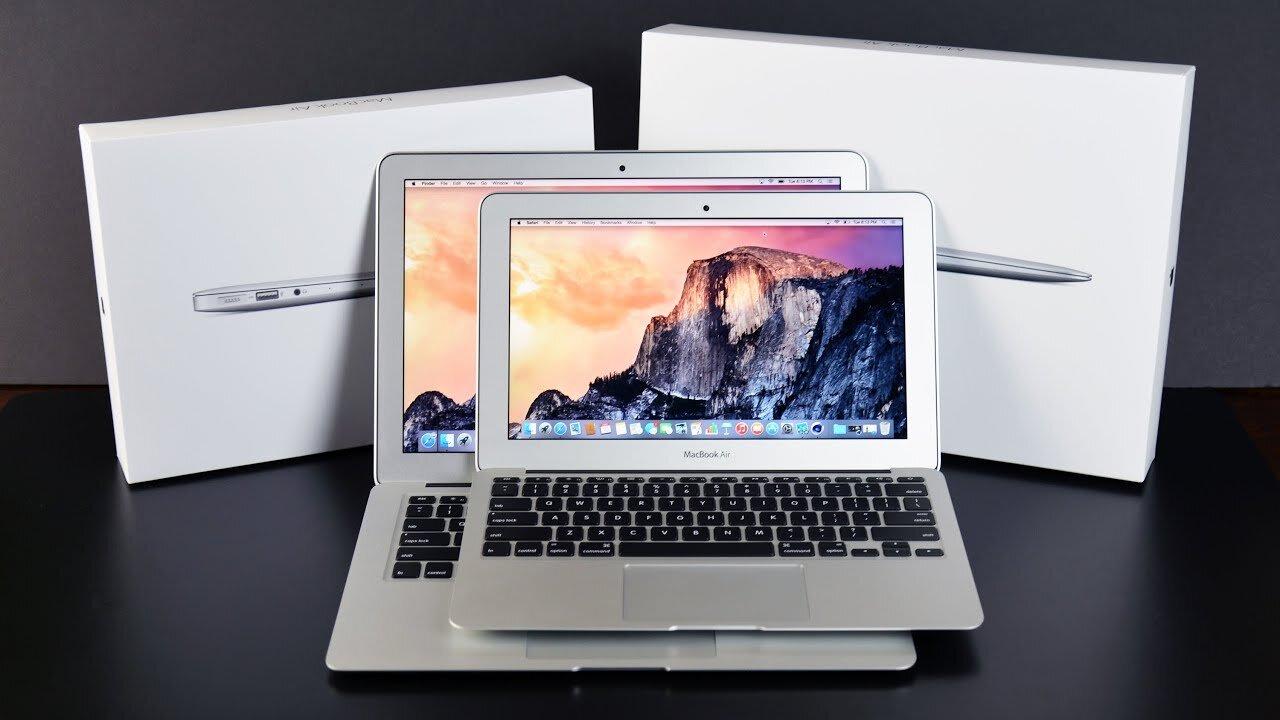 Các loại Macbook Air năm 2015