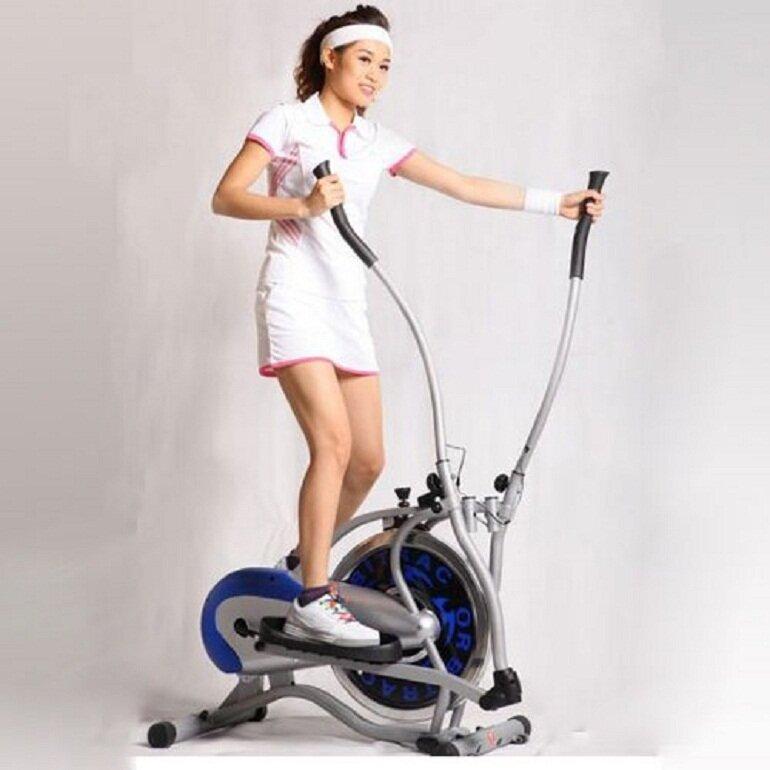 Xe đạp tập thể dục không có yên