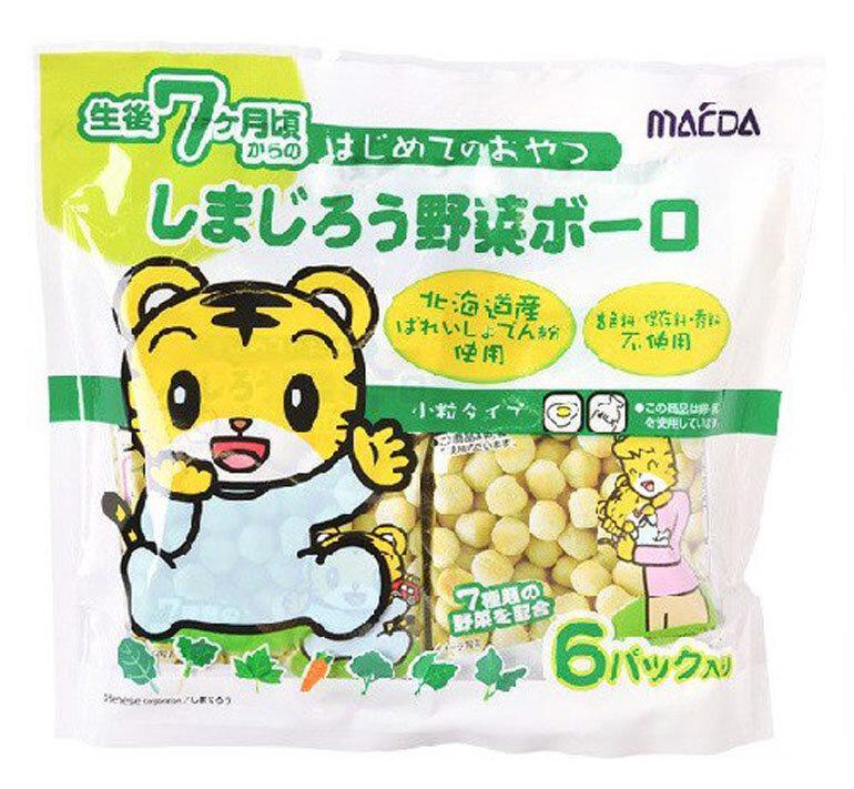 Bánh ăn dặm Nhật cho bé 6 tháng Osaka Maeda
