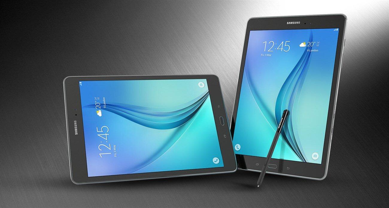 Samsung Galaxy Tab A 9.7 với bút pencil