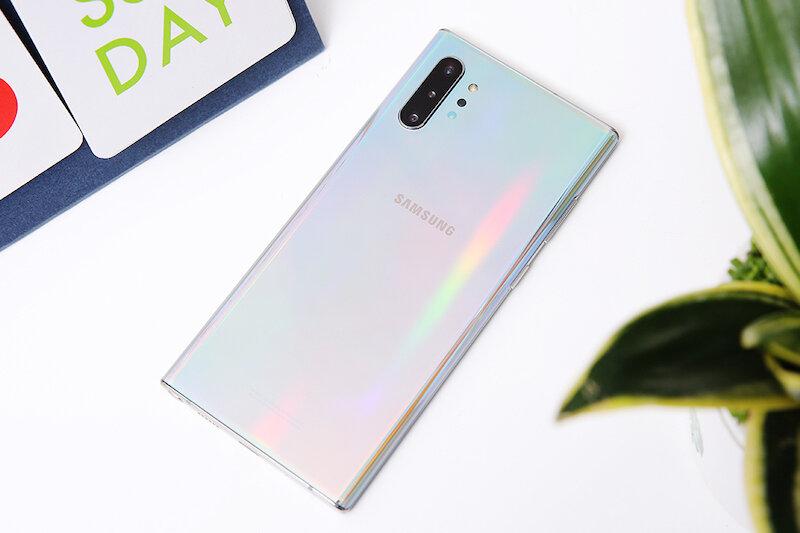 Điện thoại Samsung Note 10 Plus hứa hẹn đem lại những trải nghiệm tuyệt vời