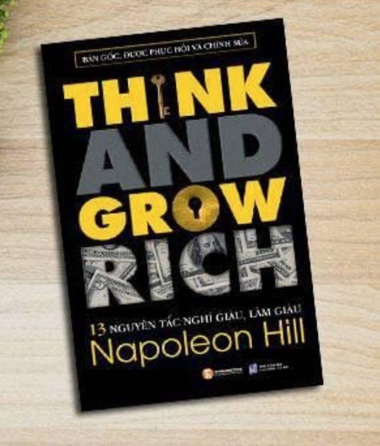 Nghĩ giàu làm giàu - Napoleon Hill