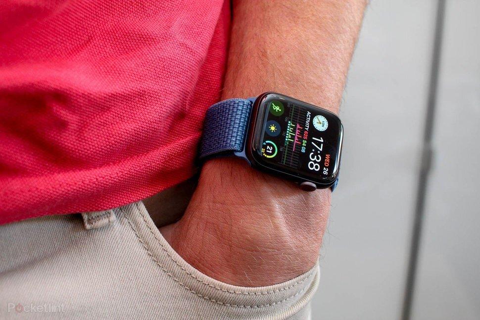 Kiểm tra màn hình cảm ứng Apple Watch chính hãng