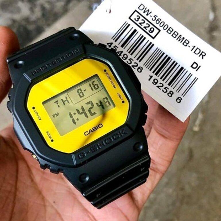 Đồng hồ trẻ em nam Casino DW-5600BBMB-1DR