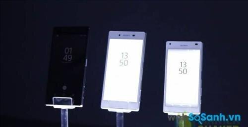 Điện thoại Sony Xperia Z5