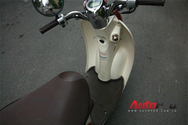 Honda Crea Scoopy 50cc: Scooter lý tưởng trong phố 17