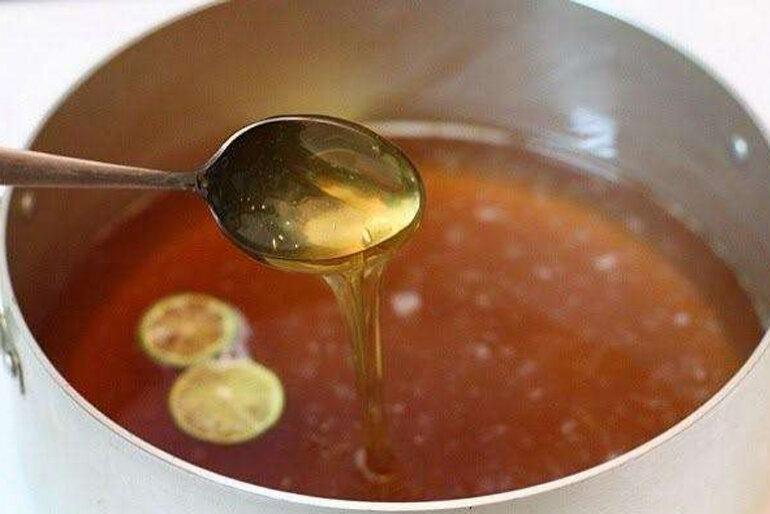 Cách làm nước đường bánh nướng