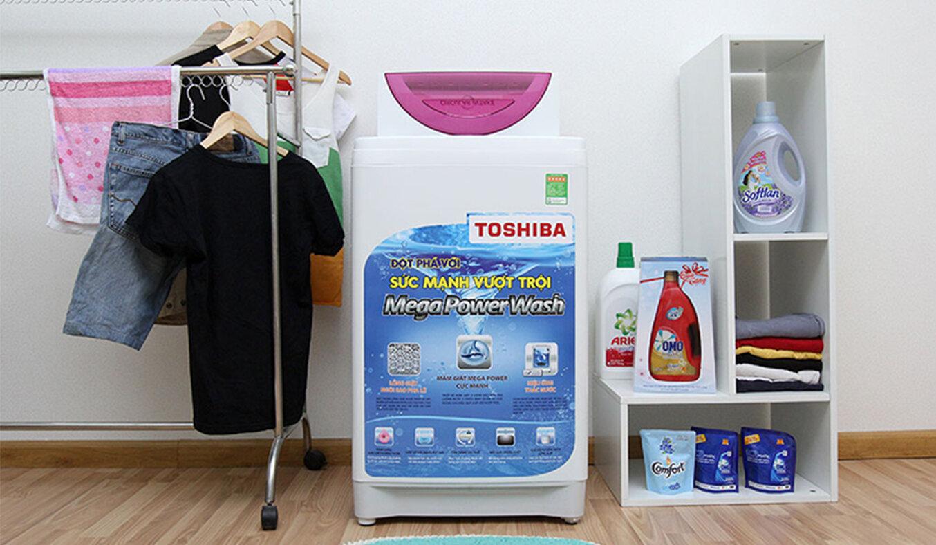Máy giặt cửa trên Toshiba aw-e920lv (8.2kg)