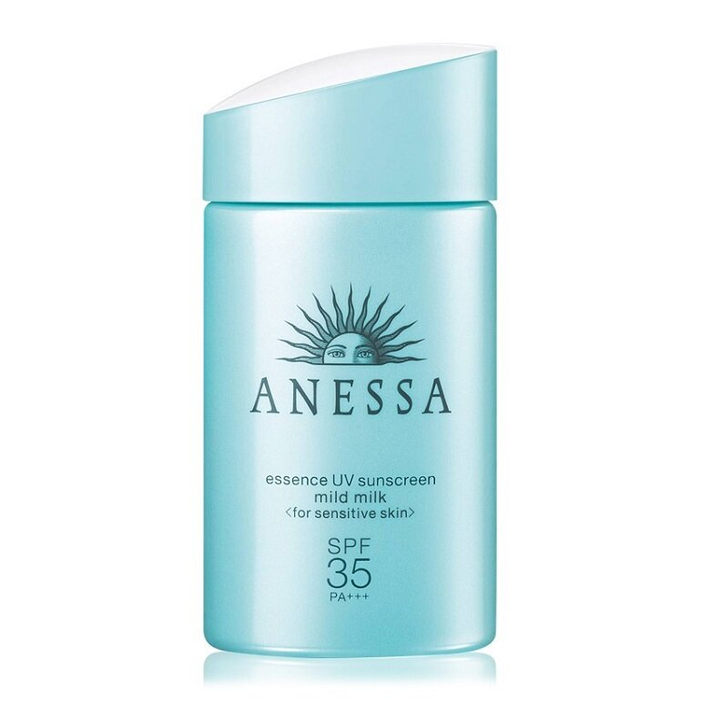 Kem chống nắng Anessa cho da dầu Essence UV Sunscreen Mild Milk