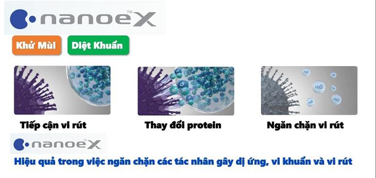 Khử mùi và diệt khuẩn hiệu quả