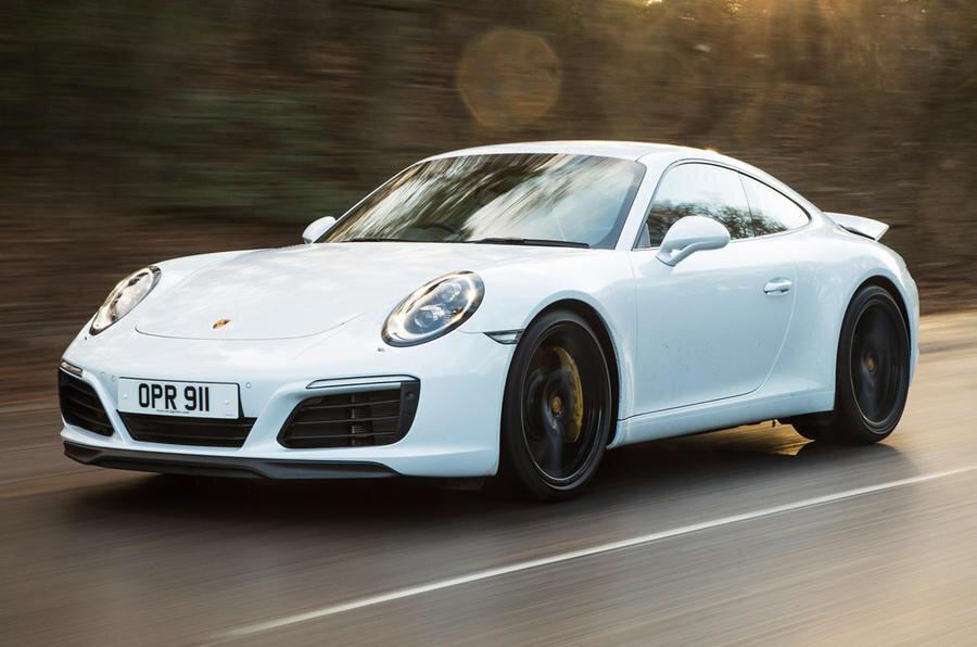 Xe ô tô Porsche 911