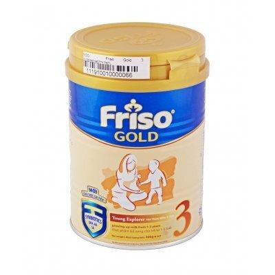Sữa bột Friso Gold 3 - hộp 400g (dành cho trẻ từ 1 - 3 tuổi)