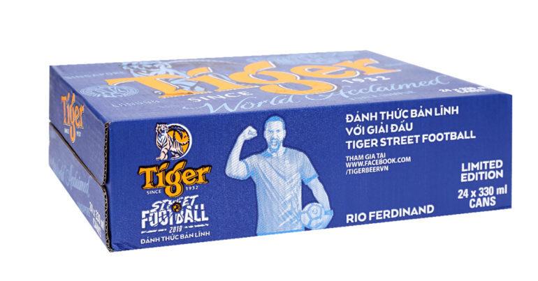 Thùng bia Tiger 24 lon 330ml giá bao nhiêu tiền ?