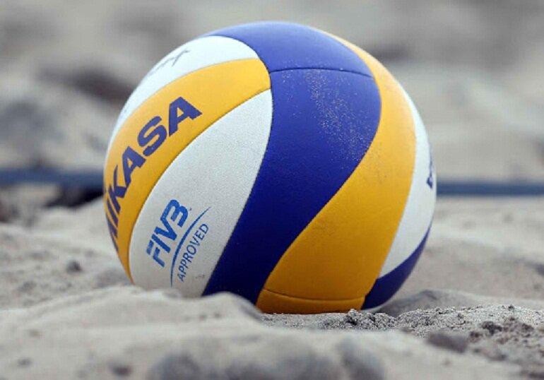 Quả bóng chuyền bãi biển