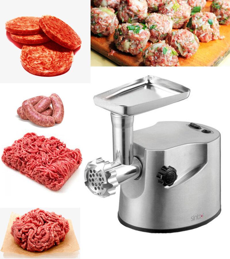 Nên mua máy xay thịt hãng nào tốt nhất
