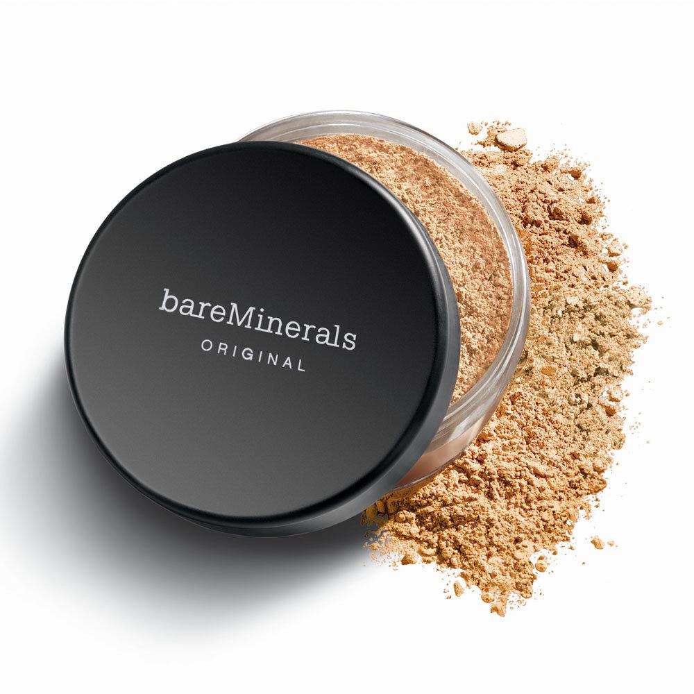 Phấn phủ khoáng kiềm dầu BareMinerals Mineral Veil