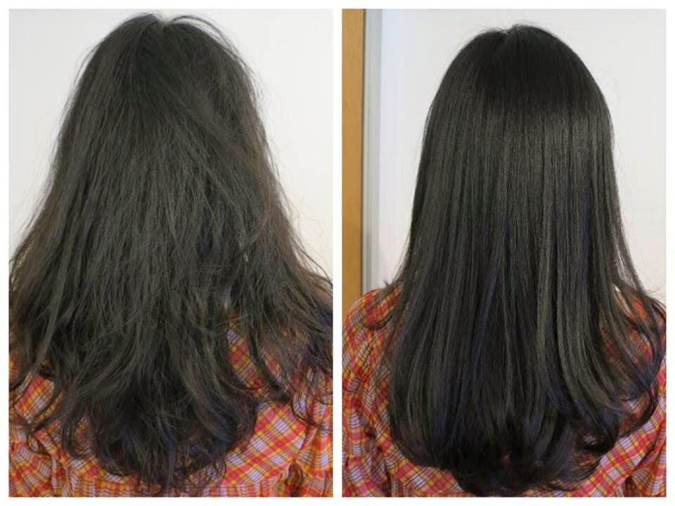 Phục hồi tóc hư tổn để có một mái tóc khỏe, mềm mượt