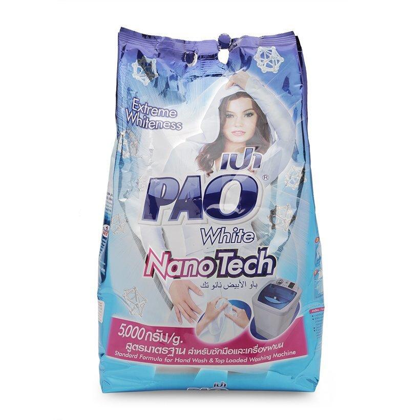 Giữ màu quần áo luôn như mới với PAO White NanoTech