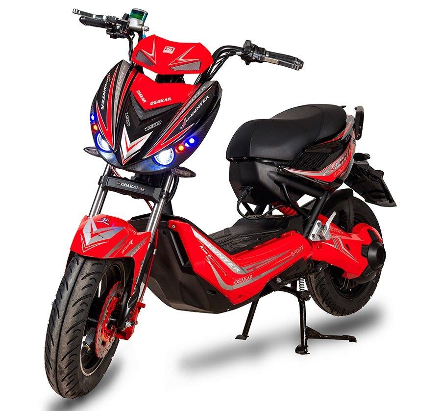 Xe máy điện Xmen Hunter với những ưu điểm đặc biệt