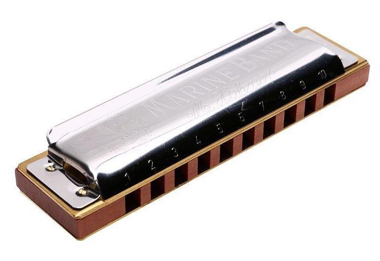 Đa số các loại kèn Harmonica có cấu tạo chung giống nhau