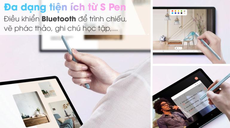 Bút S Pen nhiều tính năng khiến Samsung Galaxy Tab S6 ăn tiền nhất khi xuất hiện trên thị trường