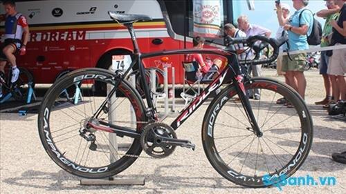 Ridley Fenix SL trong Tour de France 2015