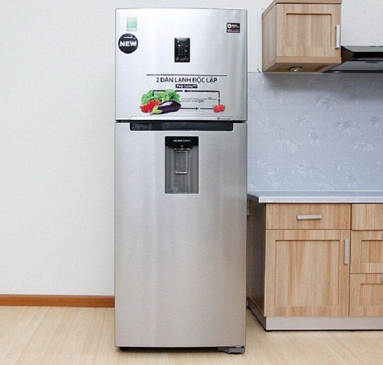 Hãng tủ lạnh tốt nhất Samsung