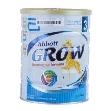 Sữa Abbott Grow 3 900g