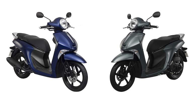 xe máy tay ga yamaha