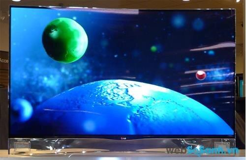 Hình ảnh các hành tinh khi đang chuyển động lại bị mờ