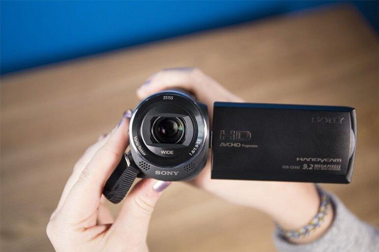top 5 máy quay cầm tay 2020