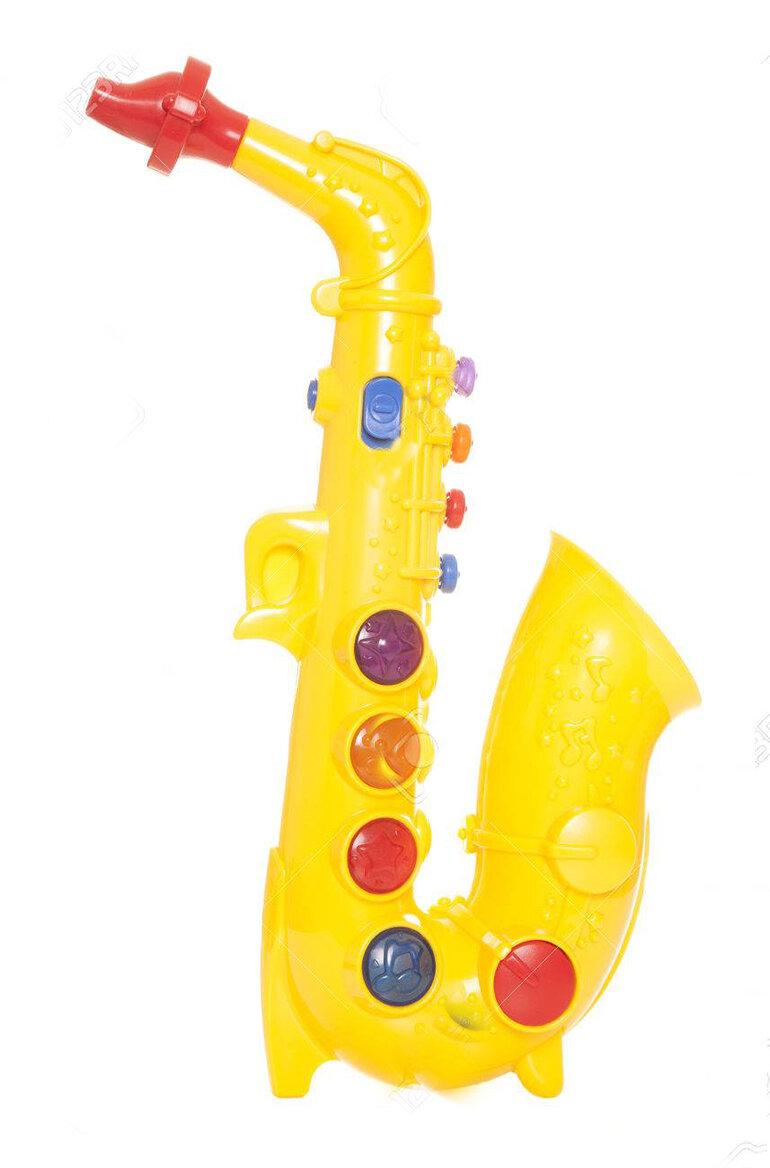 Kèn Saxophone bằng nhựa dành cho bé