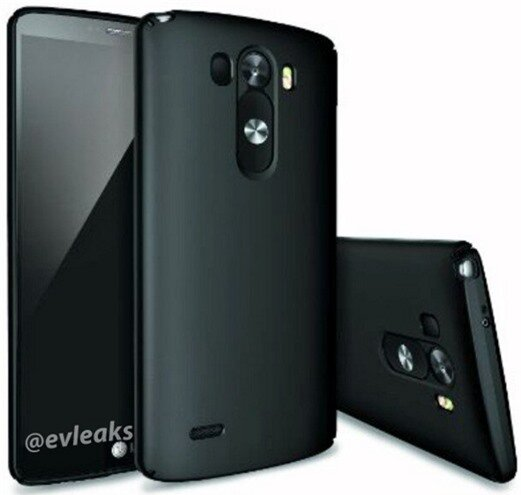 LGs G3 flagship smartphone seemingly pictured again