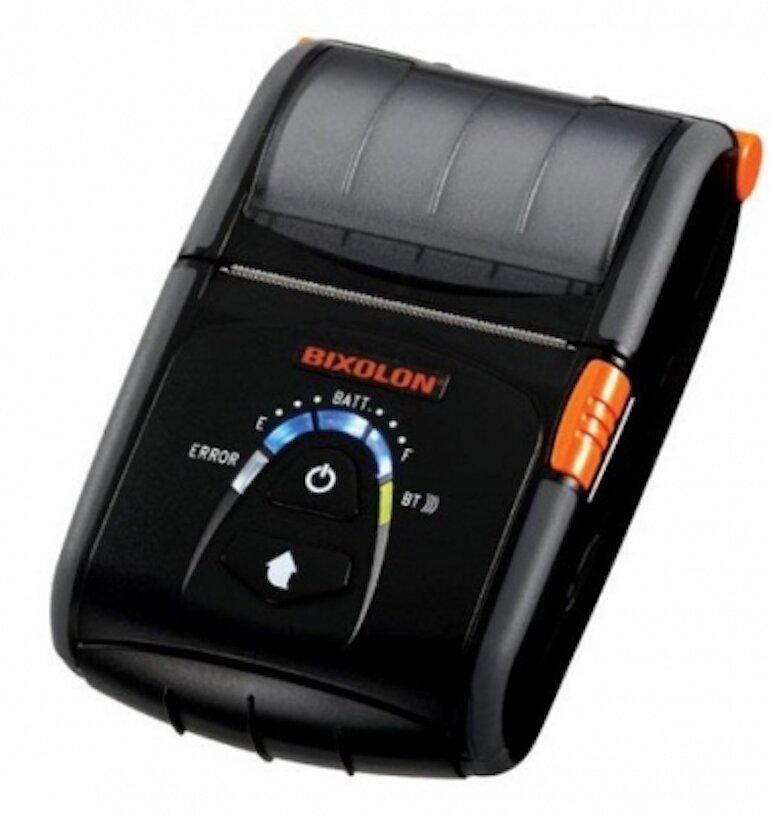 Máy in mã vạch mini BIXOLON SPP-R300 được tối ưu hóa và đem lại nhiều tiện ích